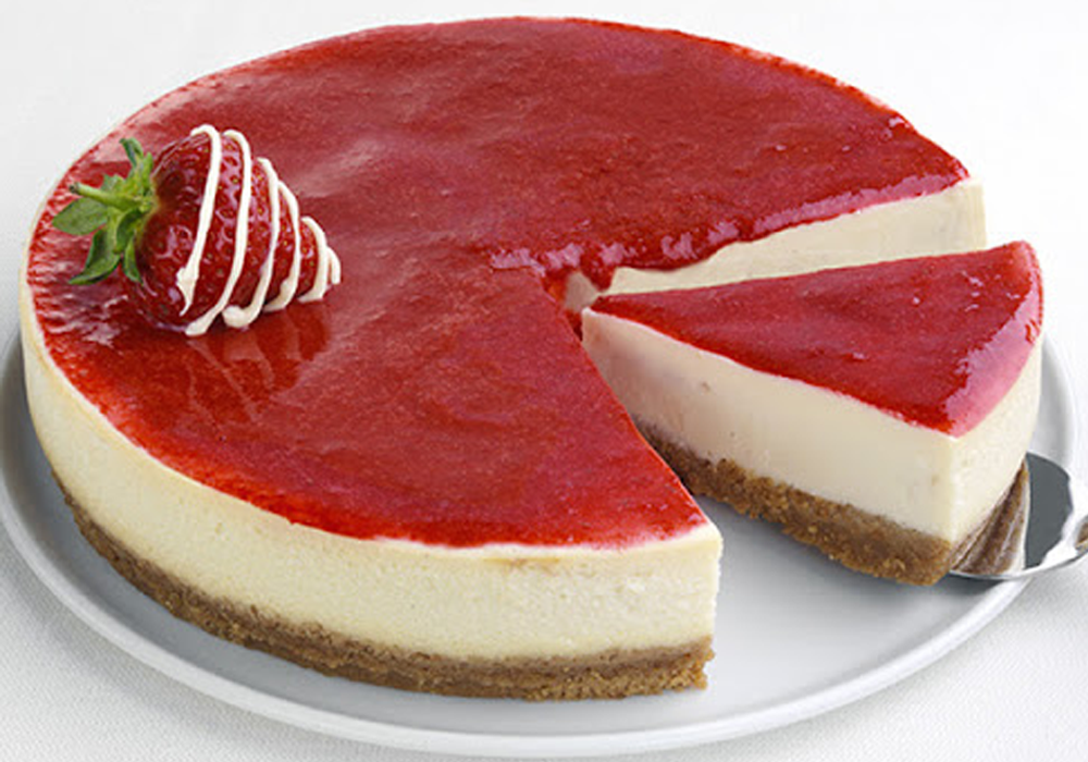Romeu e Julieta (Cheesecake)